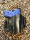 New Black Leather OWB Holster for Beretta
