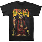 Oceano Men's  Preacher Sacrifice T-shirt Black