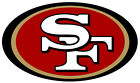 San Francisco 49ers Vinyl Decal / Sticker 5 sizes!!