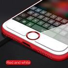 Metal Touch ID Home Button Sticker Support Fingerprint Touch for iPhone for iPad