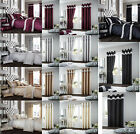Luxurious Oxy Diamante Style Modern Duvet Cover Sets / Curtains / Cushion Covers image