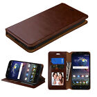 for ZTE N817 [ Uhura / Quest / Ultra ] Wallet Case Fold Stand PU Leather Cover