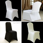 Universal Lycra Stretch Chair Cover Full Seat Covers Wedding Banquet Decoration
