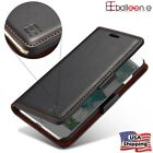 iPhone 7 6s Plus Luxury Slim Magnetic Leather Wallet Flip Case Cover For Apple