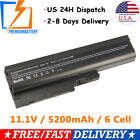 6/9 Cell Battery for IBM Lenovo Thinkpad T60 T61 Z60 Z61 R60 R61 SL300 SL500 US