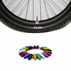 Внешний вид - Bike Bicycle MTB Presta Wheel Rim Tyre Stem Air Valve Cap Dust Cover