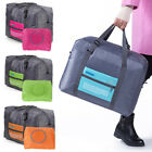 Large Travel Foldable Luggage Suitcase Carry On Duffle Clothes Storage Bag PACK