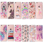 Ultra Slim Transparent Soft TPU Protective Cover Case for iPhone 5 S 6 7 8 Plus