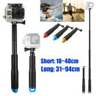 Extendable Tripod Camera Handheld Pole For Gopro Stick Selfie Monopod Hero 5 4 3
