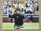 Jim Harbaugh Signed Autographed Auto 8x10 Photo Michigan Wolverines Head Coach фото