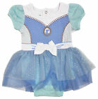 Disney Princess Cinderella Baby Girls Costume Tutu Dress Bodysuit