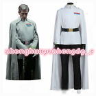 Star Wars Rogue One Imperial Admiral Director Krennic COSplay Costume Uniform $89.67 CAD