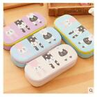 New Cat Student Pen Pencil Case Travel Brush Holder Bag Cosmetic Makeup Bag