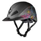 Внешний вид - TROXEL HORSE RIDING HELMET REBEL DREAMCATCHER DURATEC WESTERN LOW PROFILE SAFETY