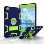 """US KIDS HEAVY DUTY STAND HARD BACK CASE COVER FOR IPAD 2017 9.7"""" & MINI 1/2/3"""