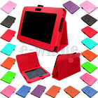 """Synthetic Leather Stand Case Protective Cover for Kindle Fire HD 7"""" 7inch WS"""