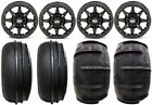 "STI HD5 14"" Beadlock MB UTV Wheels 28"" Sand Stripper Tires Can-Am Defender"