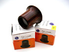 NEW Wooden Eye cup Loupe 3x Mag unique jewelers watchmakers tools IW SUISSE USA