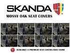 Coverking Mossy Oak Camo Custom Front & Rear Seat Covers for GMC Acadia