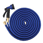 25 50 75 100FT Expandable Flexible Garden Water Hose w  Spray Nozzle Gun USA STO