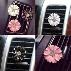 Car Air Vent Freshener Oil Diffuser Locket Gift Cute Convenience Flower EF WS
