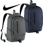 Nike All Access Soleday Black Backpack Rucksack Sports 25L Inter Laptop Sleeve