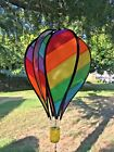 Heavy Duty Panel Hot Air Balloon Wind Spinner