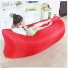 Hot Inflatable Air Bed Sofa Camping Travel Holiday Beach Lazy Sleeping Bag