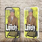Only Fools And Horses Del Boy Hard Phone Case For Iphone 4 4S 5 5S 6S 7 X PLUS