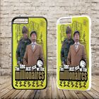 Only Fools And Horses Del Boy Rubber Phone Case Iphone 4 4S 5 5S 6S 7 8 X PLUS