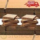 DOUBLE WALL Cardboard House Moving Boxes - Removal Packing box - 18