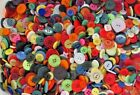 GREAT QUALITY ASSORTED MIXED COLOURS MIXED BUTTONS ASSORTED SIZES RANDOM MIX