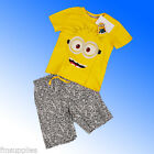 Boys or Girls Official Genuine Minions Despicable ME Pyjamas Age 6-10 Years