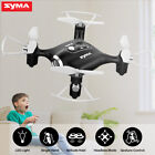 Syma X20-S 2.4G RC Quadcopter Mini Drone One Hand Control Easy to Fly Kids Safe