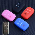 Silicone Smart Key Cover Fob Shell Case For Land Rover Discovery 4 Range Rover