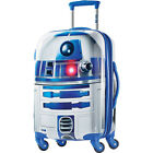 """American Tourister Star Wars All Ages 21"""" Carry-On Hardside Carry-On NEW $65.99 USD"""