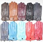 1 Ladies Soft Leather Sheepskin Winter Gloves RJM© Tom Franks - GL231
