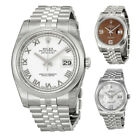 Rolex Datejust 36 Stainless Steel Jubilee Bracelet Automatic Watch - Choose