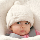 JJ Cole Bundleme Hat / Baby & Infant Plush faux shearling Winter har