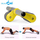 Portable AB Roller Wheel Abdominal Exerciser Body Workout Fitness Training Gear
