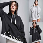 US Women Oversized Hoodie Baggy Jumper Hooded Sweater Fleece Sweatshirt Pullover