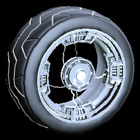 [ Xbox one ] All voltaic wheels on Rocket League