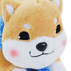 Soft Toy Stuffed Shiba Inu Dog Plush Pillow Animal Doll Kids Gift