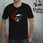 CAMISETA T-SHIRT CAMICIA APRILIA FACTORY RACING BIKES GO! BE A RACER LION