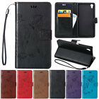 Luxury Leather Card Wallet Stand Shockproof Cover For SONY Xperia Phones Case