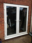 MADE TO MEASURE White uPVC FRENCH DOORS | BRAND NEW | FREE NATIONWIDE DELIVERY