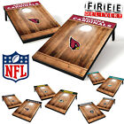 Bean Bags Toss Game Cornhole Set Adult Kids Toy Fun Outdoor Portable Boards NFL