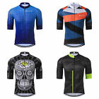 Cycling Jersey Racing Bike Pro Men's Bicycle Half Sleeve Shirts Cycling Clothing