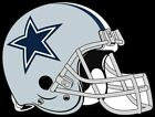 Dallas Cowboys  Helmet Sticker Vinyl Decal / Sticker 5 sizes!! $2.99 USD on eBay