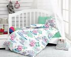 100% Cotton Baby Boys Crib Bedding,  Baby Duvet Cover Set +Comforter 5PCS 10 COLOR